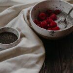 Chia semena v sodobni kuhinji
